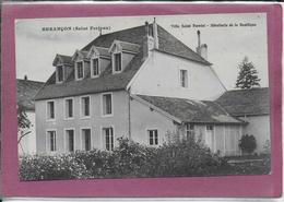 25.- BESANÇON-SAINT (FERJEUX)  Villa  Saint Férréol  Hôtellerie De La Cathédrale - Besancon