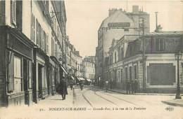 94* NOGENTSUR MARNE  Grande Rue – Rue De La Fontane    MA98,0632 - Nogent Sur Marne