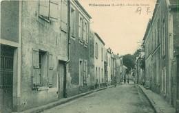 94* VILLECRESNES   Rte De Corsay           MA98,0720 - Villecresnes