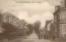 LES SABLES D'OLONNE - Route De Talmont. - Sables D'Olonne