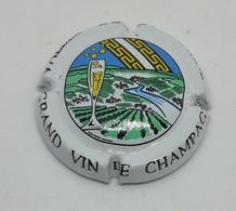 MUSELET CAPSULE CHAMPAGNE VALEE DE LA MARNE - Vallée De La Marne