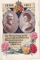 ALLEMAGNE 1911    ENTIER POSTAL/GANZSACHE/POSTAL STATIONERY CARTE DE STUTTGART - Interi Postali