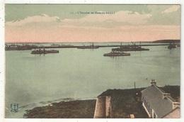 29 - L'Escadre En Rade De BREST - FT 51 - Brest