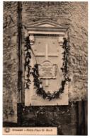 CPA Belgique - DINANT - Petite Place St-Roch (commémoration Des Martyrs) - Dinant