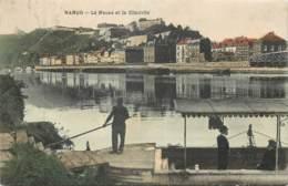Belgique -  Namur - Le Passeur D'eau - Couleurs - Namur