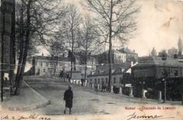 Belgique - Namur - Chaussée De Louvain - Pli Horizontal - Namur