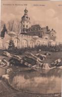 252546Bruxelles Exposition Universelle 1910, Jardin Suisse. - Wereldtentoonstellingen