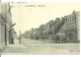 02 - LA CAPELLE / GRANDE RUE - France