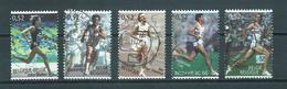 2006 Belgium Complete Set Atletiek Used/gebruikt/oblitere - Belgium