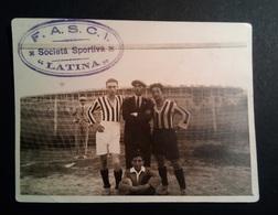 Fascismo - 1924 - F.A.S.C.I. Società Sportiva Latina - Sporten