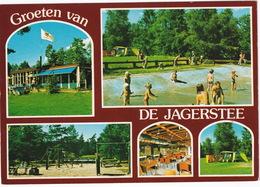 Groeten Van 'De Jagerstee' - Officiersweg 86 - Epe