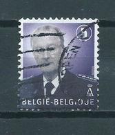 2007 Belgium King Albert Tarief 5 Used/gebruikt/oblitere - Belgique