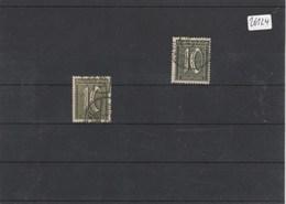 Deutsches Reich  Gestempelt    MiNr. 159  A+b          Geprüft Infla - Germania