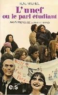 L'UNEF Ou Le Pari étudiant De René Maurice (1976) - Books, Magazines, Comics