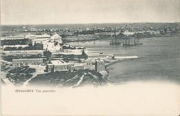 EGITTO-ALEXANDRIA PANORAMA - Alexandrie