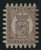 Finlandia 1866  Yvert Tellier  5 Bonito Sello Sin Goma (*) - Non Classificati