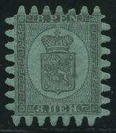 Finlandia 1866  Yvert Tellier  6 Precioso Sello */NH - Non Classificati