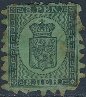 Finlandia 1866  Yvert Tellier  6a Dientes Cortos US - Non Classificati