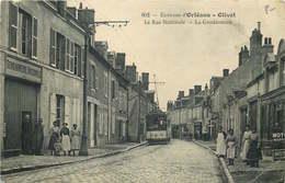 LOIRET  OLIVET  La Rue Nationale La Gendarmerie (anglinfdrt) - France
