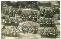 ALLEMANDE REGIMENT  -  Longeville Metz  -  Allemande Carte Photo - Guerre 1914-18