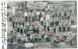 ALLEMANDE REGIMENT  -  Stuttgart - Dragoner  -  Allemande Carte Photo - Guerra 1914-18