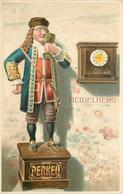 HEIDELBERG - Perkeu, Carte à Système, Carte Lumineuse. - Heidelberg