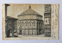 V 11301 Firenze - S. Giovanni ( Battistero ) - Firenze (Florence)