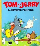 L'artiste Peintre De Hanna Barbera (1977) - Bücher, Zeitschriften, Comics