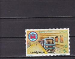 Egypte 1987 MNH** - Eisenbahnen