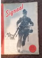 Magazine Signal Allemand Ww2 - 1 Er November Aflevering 1942 - 1939-45