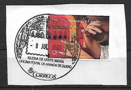 España - Marcofilia - EMA ( Maquina De Huellas A Franquear)