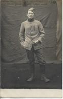 GASTON FLAMENT Du Nord De La France Prisonnier De Guerre  à Friedrichsfeld Le 28 Janvier 1917 : Voir Au Dos . - War 1914-18