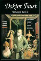 L'avant-scène Opéra N° 193 : Doktor Faust De Collectif (1999) - Musique