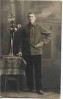GASTON FLAMENT Du Nord De La France Prisonnier De Guerre  à Friedrichsfeld Le 2 Septembre 1917 : Voir Au Dos . - War 1914-18