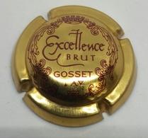 MUSELET CAPSULE DE CHAMPAGNE GOSSET AY - Gosset