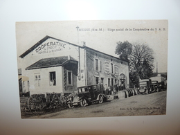 HAUTE MARNE MEUSE SIEGE SOCIAL DE LA COOPERATIVE DU SAB - Francia