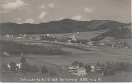 AK Schwaderbach Bublava Spitzberg A Graslitz Kraslice Klingenthal Sachsenberg Georgenthal Silberbach Eibenberg Grünberg - Sudeten