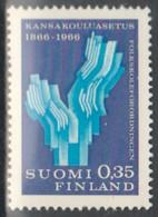 Finlandia 1966  Yvert Tellier  583 Piramide  ** - Nuovi