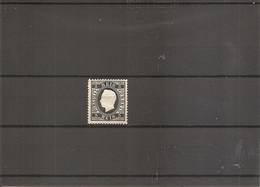 Portugal ( 35 X -MH -Dentelure 12 1/2) - 1855-1858 : D.Pedro V