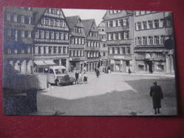 Photo Format : 12,5 X 8 Cm - TUBINGEN - HÔTEL LAMM - 1948 - Tuebingen