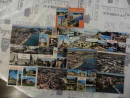 LOT   DE  15   CARTES  POSTALES  DU  MAINE   ET   LOIRE - Cartes Postales