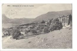 23652 - Ballaigues Et La Dent De Vaulion - VD Vaud