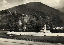 CPSM Grand Format ALBERTVILLE  Monument De La Resistance En Haut Conflans RV - Albertville