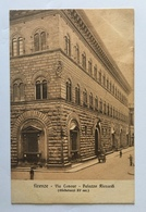 V 11310 Firenze - Via Cavour - Palazzo Riccardi - Firenze (Florence)