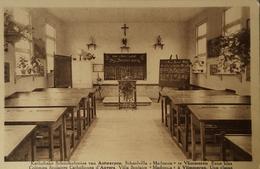 Vlimmeren (Beesel) Kath. Schoolkolonie - School Villa Madonna // Eene Klas 19?? - Beerse