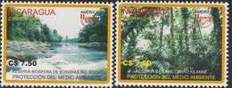 Upaep Nicaragua 2599/00 2004  Reserva Natural Biosfera De Bosawas MNH - Zonder Classificatie