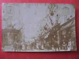 Carte Photo - DOURDAN - MAGASIN CHAUSSURES E. RENAULT - Dourdan