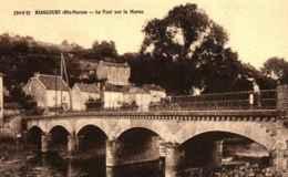 52 - RIAUCOURT - Le Pont Sur La Marne - Sonstige Gemeinden