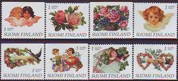 Finlandia 1997  Yvert Tellier  1336.C Flores ** - Finland