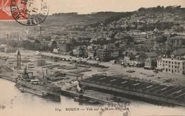 ROUEN  -  76  -  Vue Sur Le Mont-Riboudet - Rouen